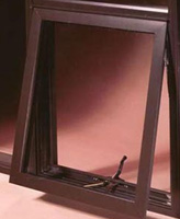 Low awning windows